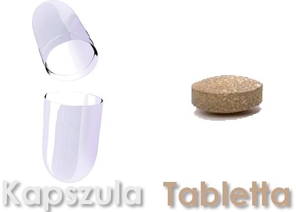 lucerna tabletta